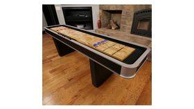 Image of a 9' Shuffleboard Table