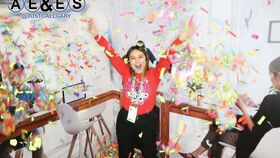 Image of a Confetti Booth GIF / Boomerang Photo Op