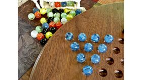 Giant Table Top Chinese Checkers image