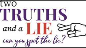 Image of a Virtual 2 Truths and a Lie