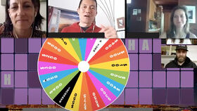 Image of a Virtual Game Show Options