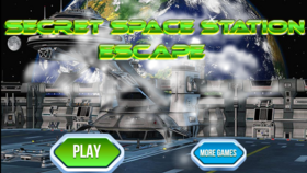 Image of a Digital Online Space Themed Escape Room