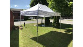 Image of a 10'x10' Pop-up Canopy