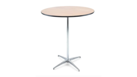 """Image of a 36"""" Round Tables, High Top"""
