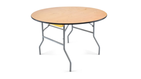 """Image of a 48"""" Round Tables"""