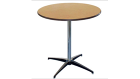 """Image of a 30"""" Round Tables"""