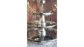 """Image of a 3-Tier Tray Server, Extra Large (30"""")"""