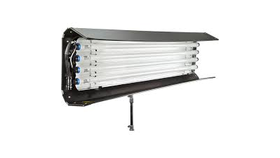 Image of a Kino Flo 4' 4 Bank Fixture