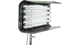 Image of a Kino Flo 2' 4 Bank Fixture