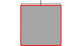 Image of a 4x4 Double Net