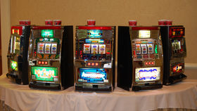 Image of a Slot Machines