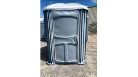 Image of a ADA - Wheelchair Accessible Single Portable Restroom Toilet