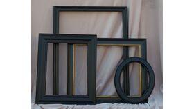 Image of a Black Frames