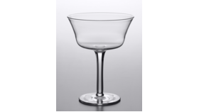 Image of a Coupe Cocktail Glass