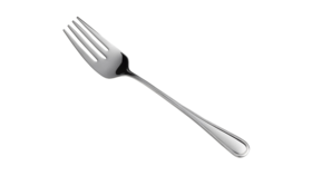 Image of a Serving Silver Fork