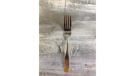 Image of a Basic Dinner Fork Silver Flatware