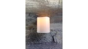 Image of a Flameless candle 2 in Ivory Candles