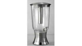 Image of a Drink dispensers Silver 20in Beverage & Barware