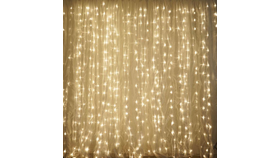 Image of a Curtain lights