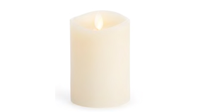 Image of a Flameless Luminary Candle