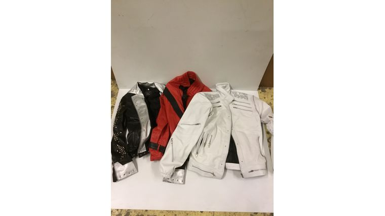 Picture of a Leather Jackets
