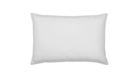 "Image of a Feather Pillow Insert 18"" x 12"""