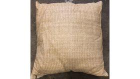 """Image of a Burlap Pillow 24"""" x 24"""""""