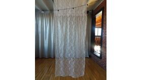 Image of a Casa Collection Blush  Lace Panels