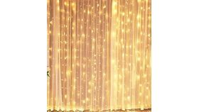 Image of a 8 Foot Panel String Lights
