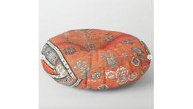 "Image of a Floor Pillow Bakhshaish, Round 30"" x 30"""