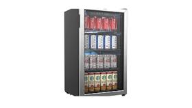 Image of a Beverage Refrigerator/Cooler, Electric 120 V (120 cans or 60 wine bottles)