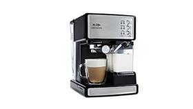 Image of a Barista Espresso/Cappuccino/Latte Maker, Mr. Coffee