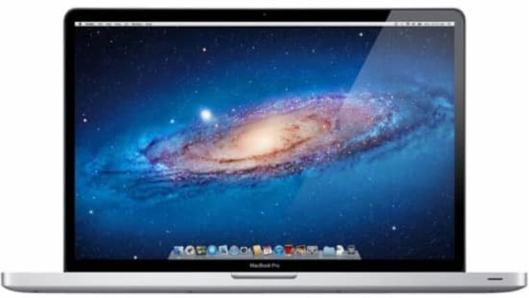 Picture of a Apple MacBook Pro i7 Retina
