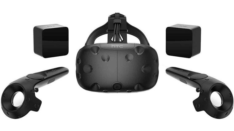 Picture of a HTC Vive VR Bundle