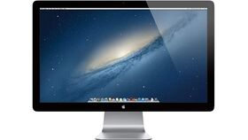 "Image of a Apple 27"" Thunderbolt Monitor"
