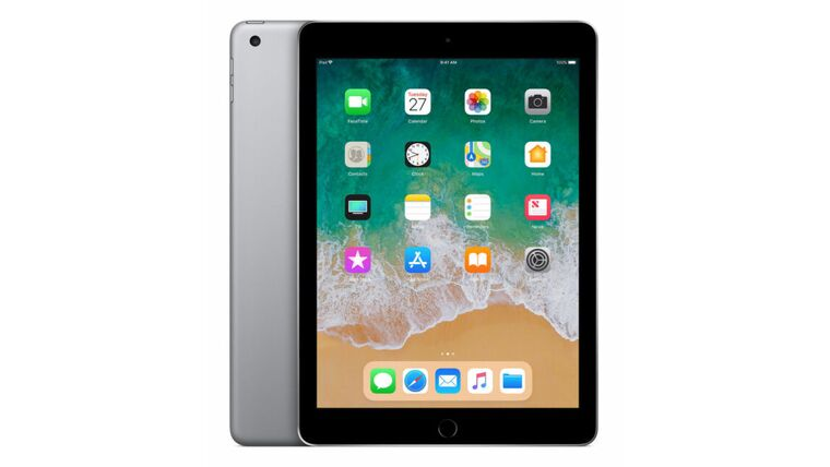 """Picture of a Apple iPad 6th Generation 9.7"""" 4G"""