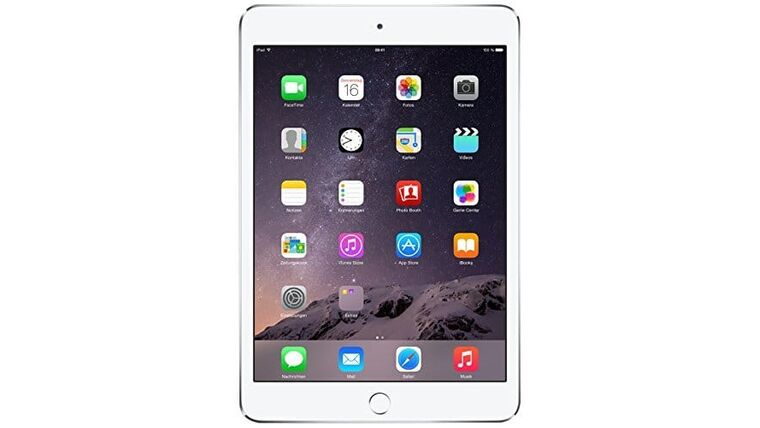 """Picture of a Apple iPad Mini Generation 3 - Wi-Fi only 7.9"""" Screen"""