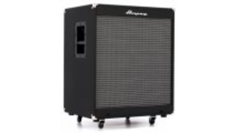 Picture of a Ampeg 4x10 Bass Cabinet
