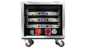 Image of a Crown VRack Amp Rack