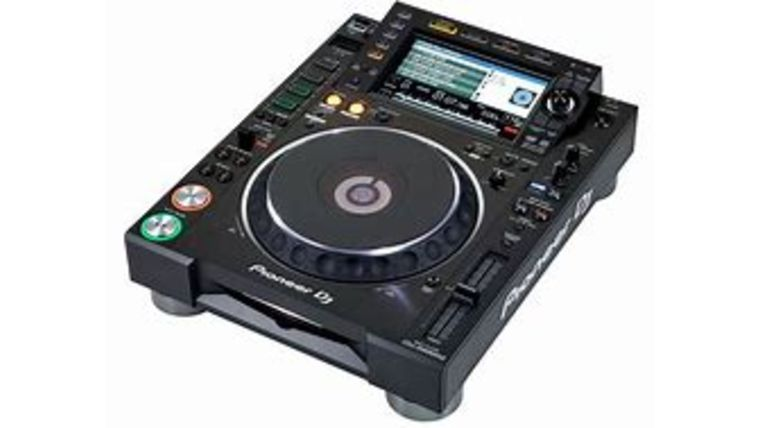 Picture of a CDJ2000