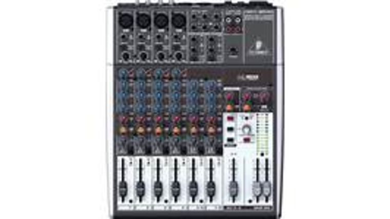 Picture of a Behringer 1204 USB Mixer