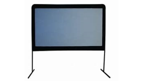 Image of a Video Projection Screen
