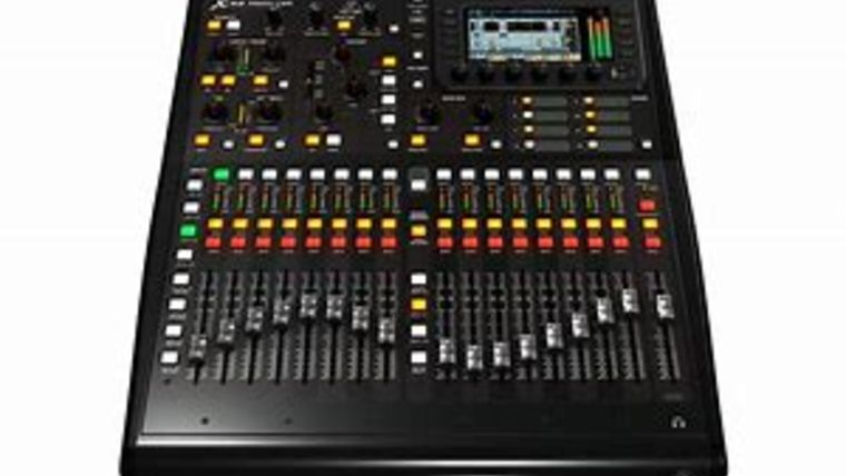 Picture of a Behringer X32 Producer