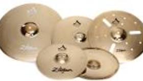 Image of a Zildjian Cymbal Kit