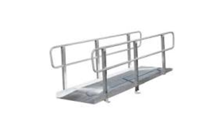 Picture of a Stage Ramp