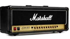 Image of a Marshall JCM900 Guitar Amp Head