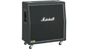Image of a Marshall Half Stack Guitar Speaker