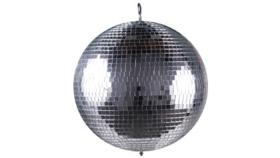 """Image of a Mirror Disco Ball 12"""""""
