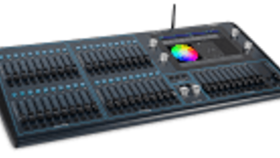 Image of a Lighting Console