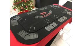 Image of a Blackjack / Poker 3 in 1 Mat
